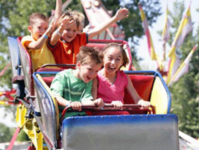 The Ardsley Fire Department will host its annual Fireman's Carnival beginning Wednesday, May 8.