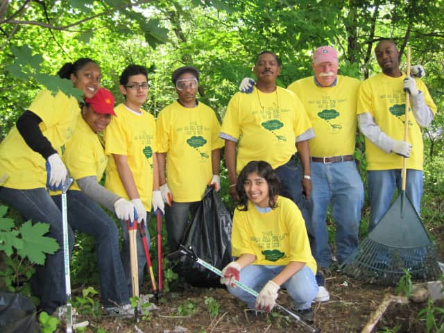 Volunteers are getting ready for the fourth annual Great Saw Mill River Cleanup on Saturday throughout Westchester County.