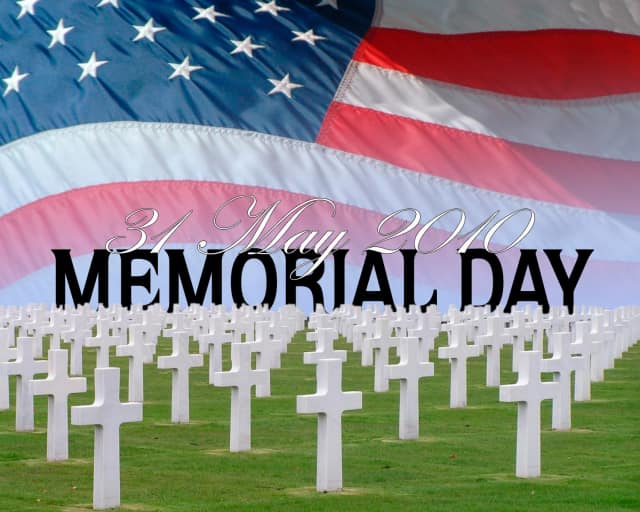 Ardsley will honor its fallen veterans on Memorial Day wth a parade, breakfast ad ceremony.