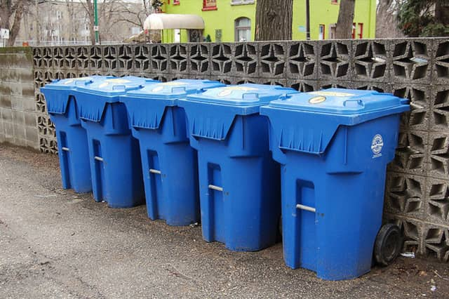 Mamaroneck Town and Larchmont recycled 63 percent of its waste stream in 2012.