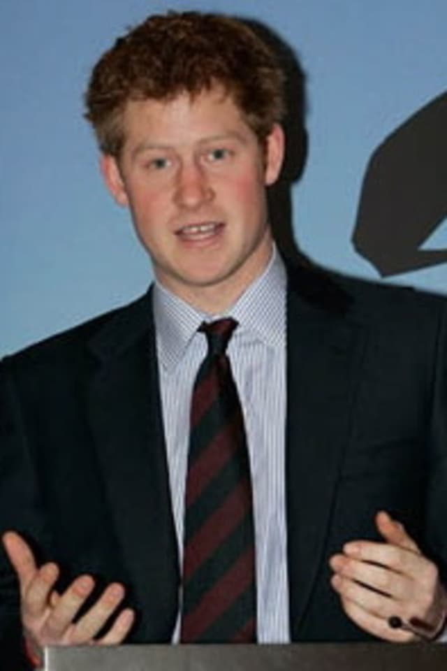 Great Britain's Prince Harry begins a weeklong tour of the U.S. on Thursday that will wrap up in Greenwich next week.