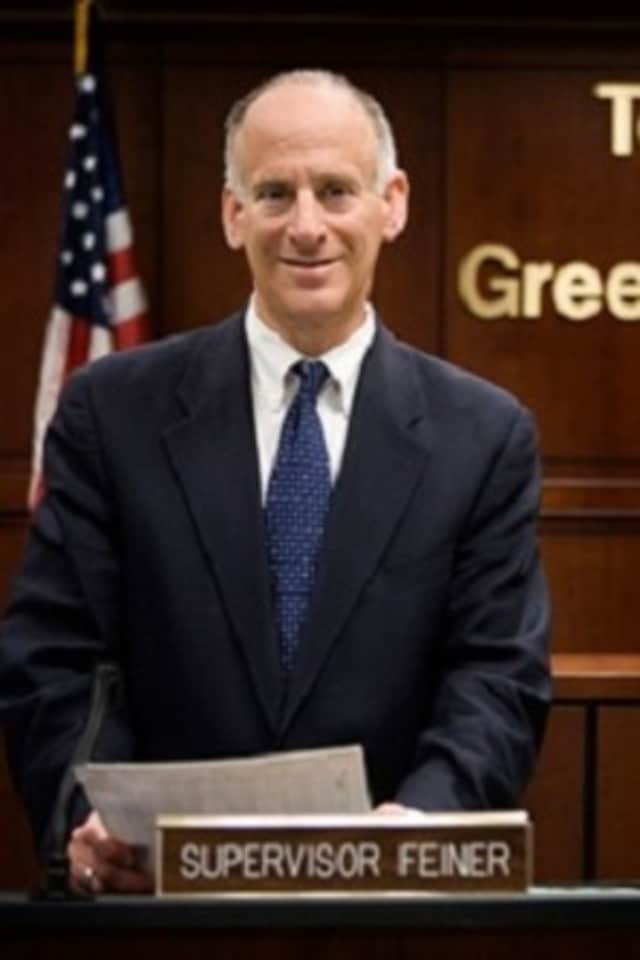 Greenburgh Town Supervisor Paul Feiner