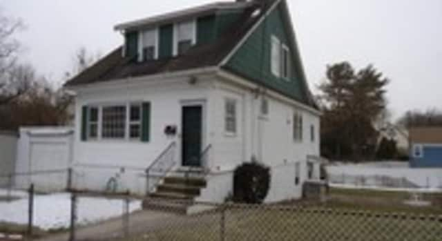This one-family home in Hastings-on-Hudson will have an open house May 19 from 2-4 p.m.