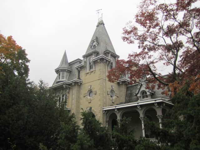 Ossining's Bicentennial Home Tour Saturday is one of the highlights of the weekend events around Ossining and Briarcliff Manor.