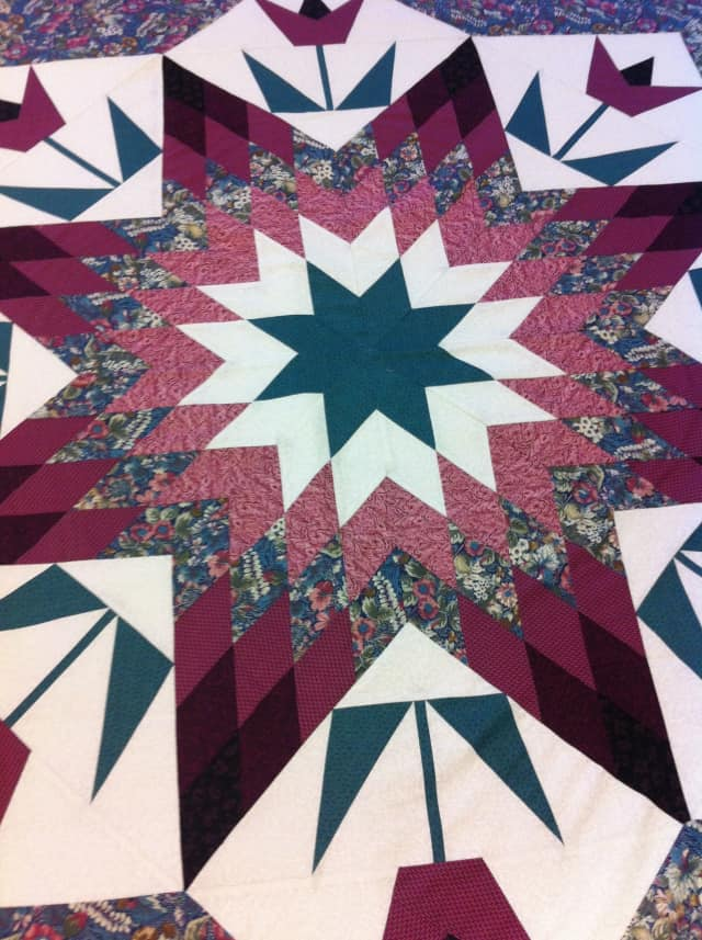 Marindale Retreat will host a quilt exhibit and sale at the Ossining center starting June 8