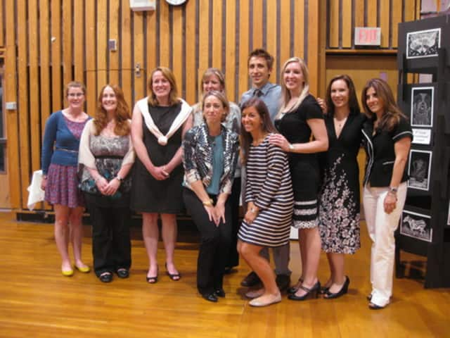 Twelve BCSD teachers were granted tenure Wednesday night by the Board of Education (Beth McGinley and Rochelle Zolotas were not in attendance).