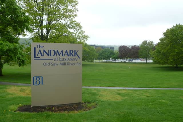 The Town of Greenburgh is considering a proposed hotel and retail shopping complex at the Landmark at Eastview property.