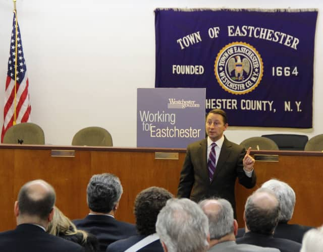 "County Executive Robert Astorino plans to host an ""Ask Astorino"" town hall meeting this Thursday at 7 p.m. at the Irvington Senior Center."