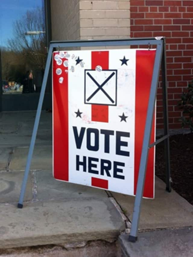 All polling districts will be voting at Yanity Gym, 60 Prospect St. Polls will be open from 6 a.m. to 8 p.m. Tuesday for all registered voters of Ridgefield.