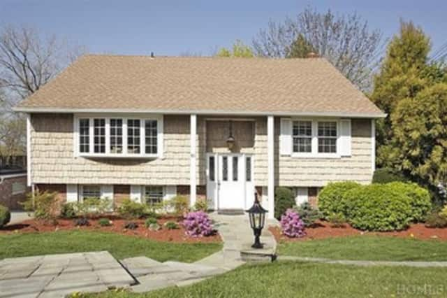 This home on Split Rock Road is hosting an open house this weekend.