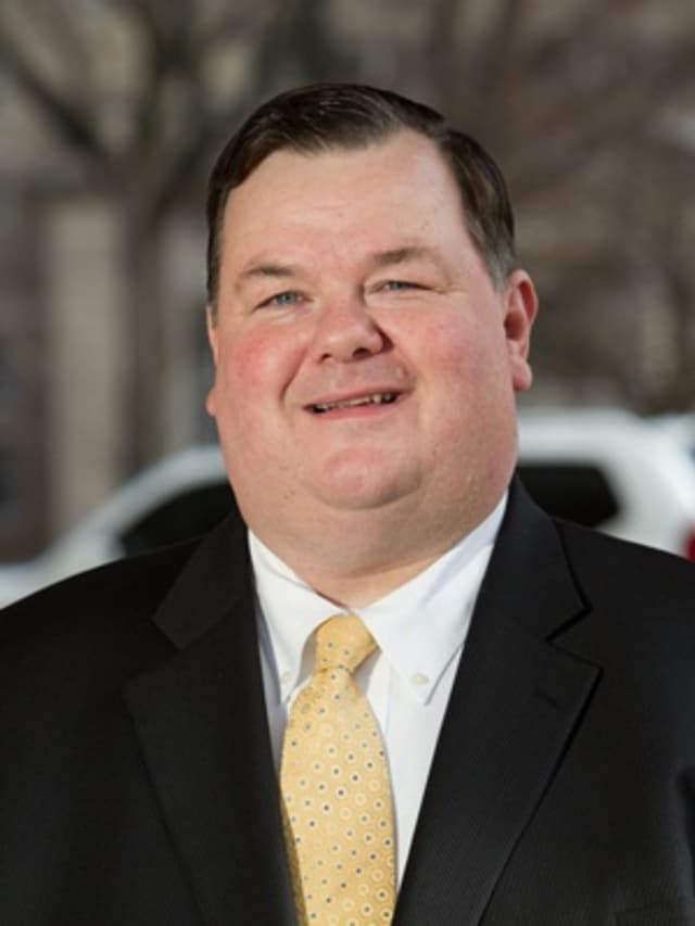 State Rep. John Frey of Ridgefield sharply criticized Democrats for supporting a budget plan that would result in a steep cut in education funding for Ridgefield.