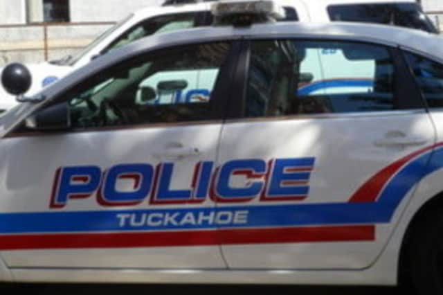 Tuckahoe police have arrested two people, one on charges of growing marijuana, and the other for allegedly violating an order of protection.