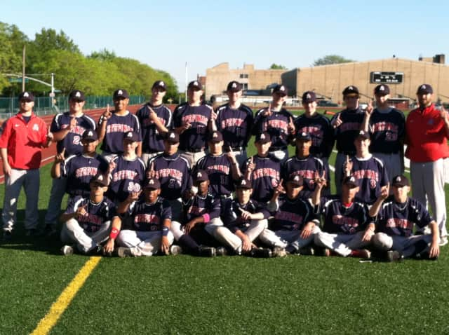 The Stepinac junior vartsity baseball team enters next week's playoffs with a perfect 17-0 record.