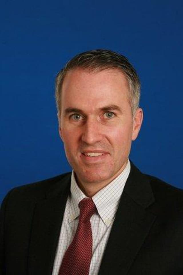 Jeff Holbrook is running for Katonah-Lewisboro school board.