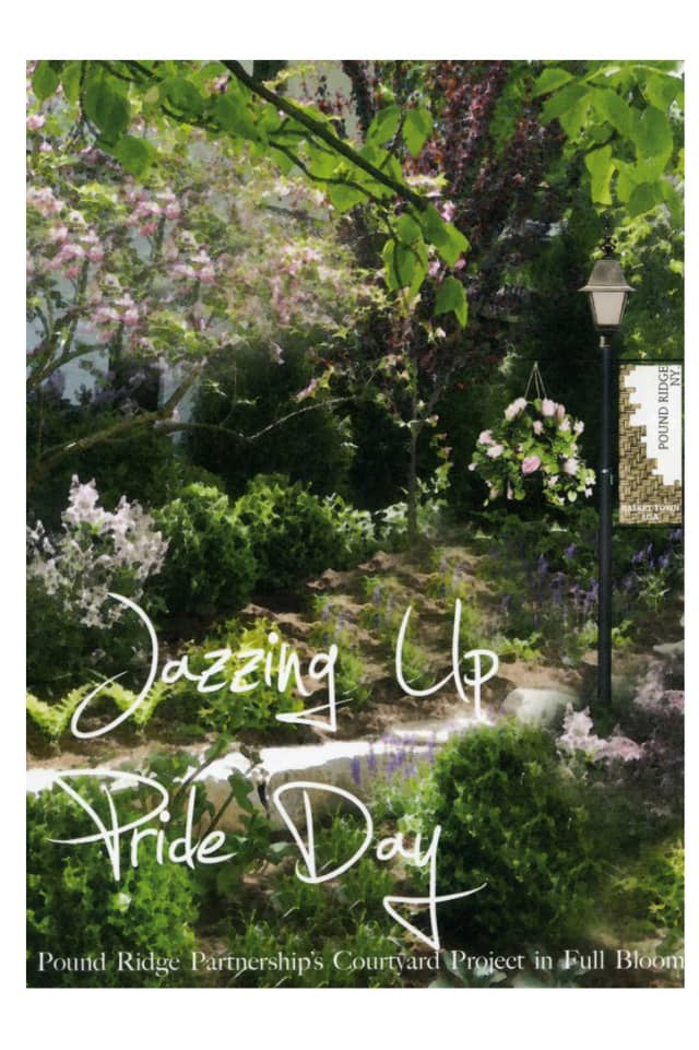 The 3rd annual Pound Ridge Pride Day is Sunday, May 19.