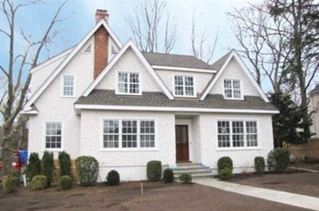This home on Glen Oaks Drive is one of several open houses in Rye this weekend. Open house is Sunday from 2 to 4 p.m.
