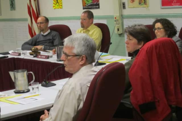 Three candidates are up for two seats on the Ossining School District Board of Education.