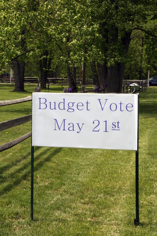 Tuesday, May 21 is school election day in North Salem.
