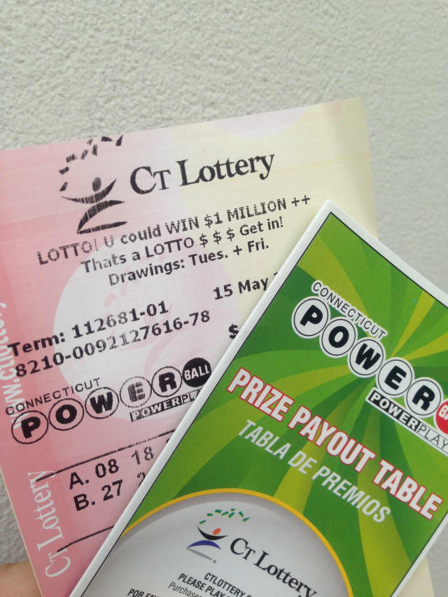 Check your Powerball tickets.