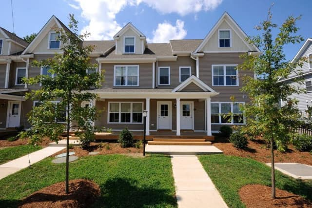 The Summerview is a popular rental complex for young professionals living in Norwalk.