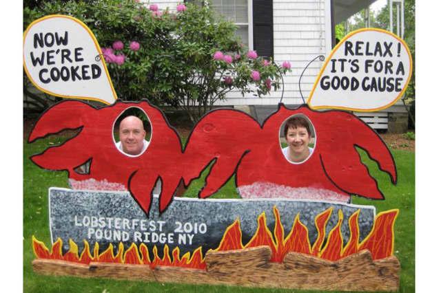 The 41st annual Pound Ridge Community Church Lobster Festival was held Saturday.