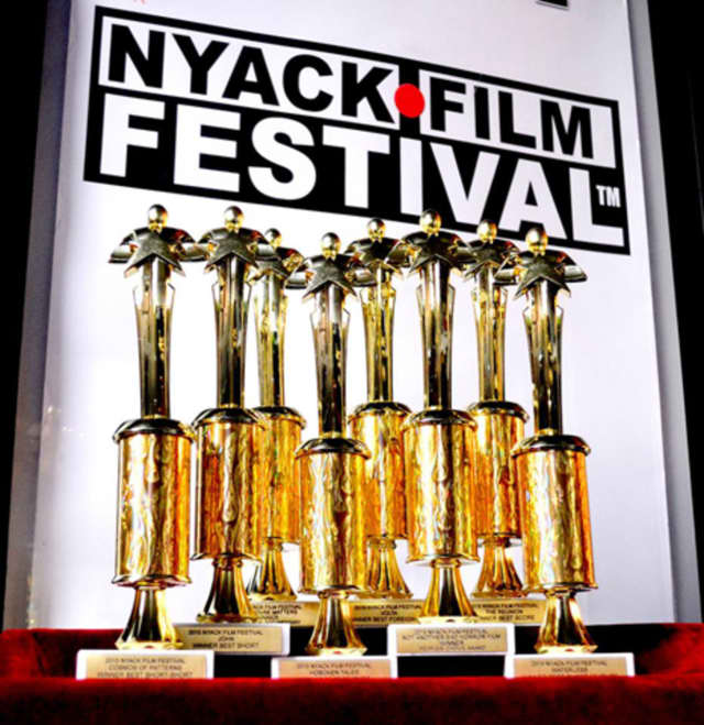 The films are the winners of The 2015 Nyack Film Festival.