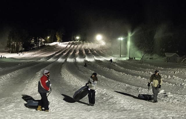 The Kaplen JCC is offering an evening of snow tubing in February.