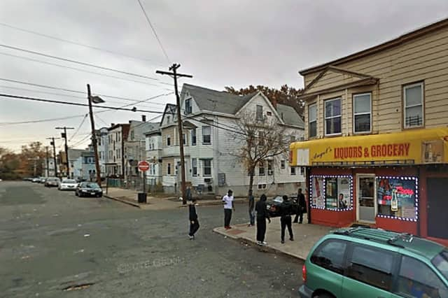 The shooting occurred near at bodega at the corner of Clinton and North 6 streets, police said.