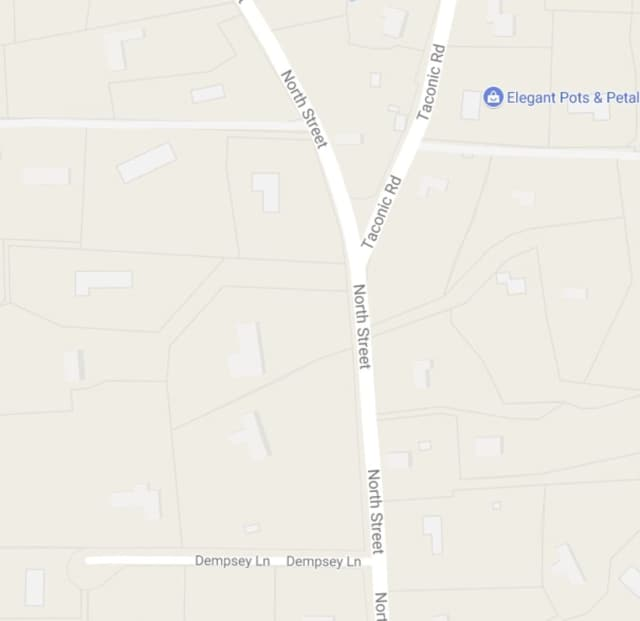 North Street is closed between Taconic Road and Dempsey Lane due to a tree down.