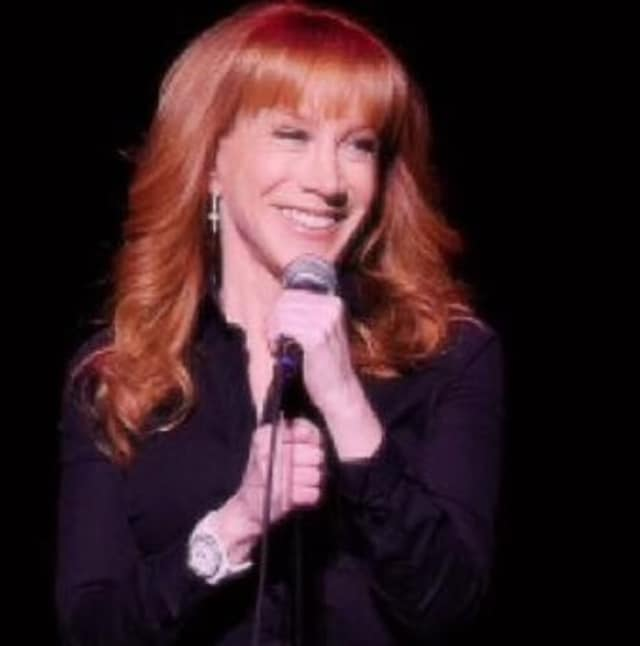 Meet Kathy Griffin at Books & Greetings in Northvale.