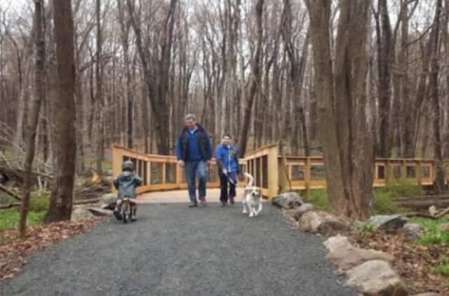 Following the opening of the Twin Oaks boardwalk on the Wilton Loop of the Norwalk River Valley Trail, the NRVT is looking for contributions to open its next section.
