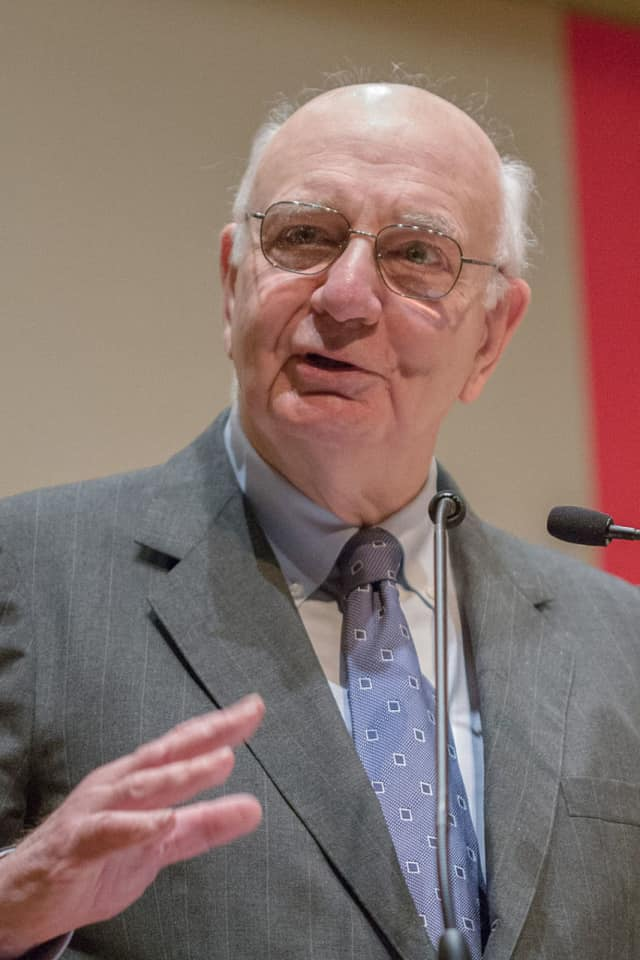 Teaneck's Paul A. Volcker turns 88 today!