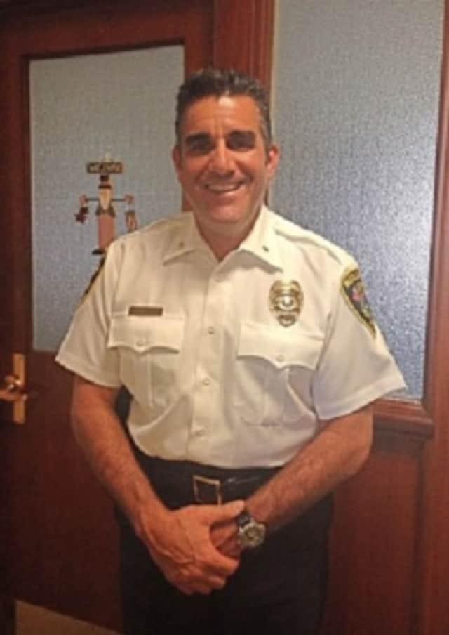 Newtown, Conn.'s new police chief James Viadero
