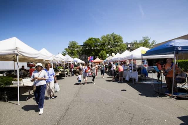 The last outdoor Nyack Farmers Market will be Nov. 25.