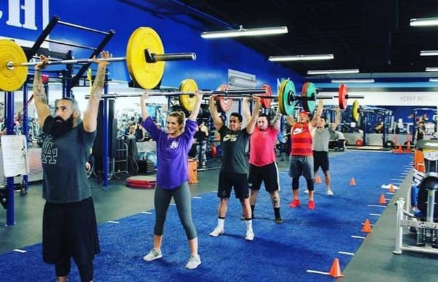 Crunch Fitness in Poughkeepsie is a great place to get in shape for the summer.