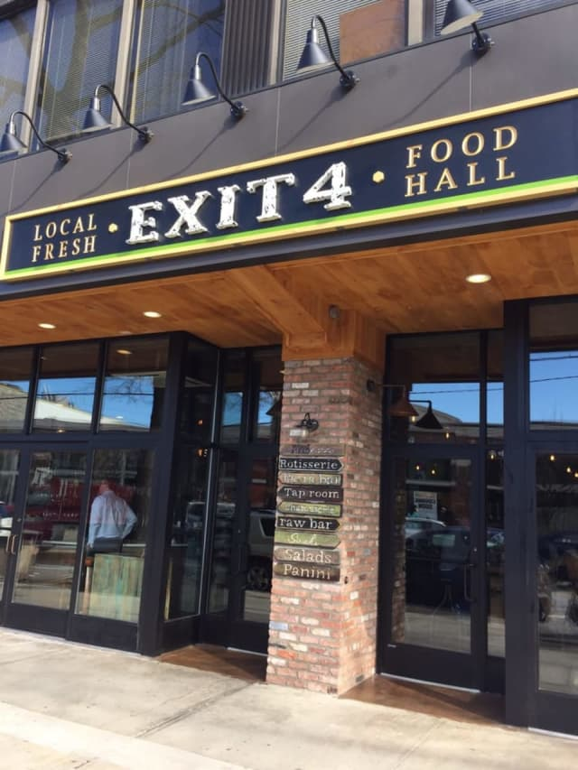Exit 4 Food Hall is a must for food lovers.