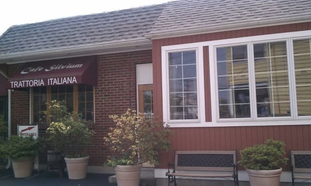 Cafe Silvium in Stamford.