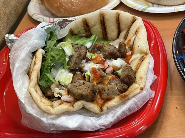 Ready for a gyro? Head to a new restaurant on Long Island.