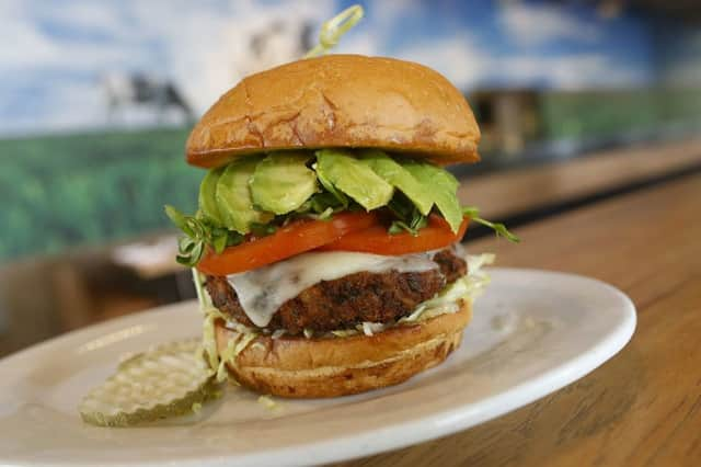 Zinburger in Clifton is known for its burger and wine pairings.