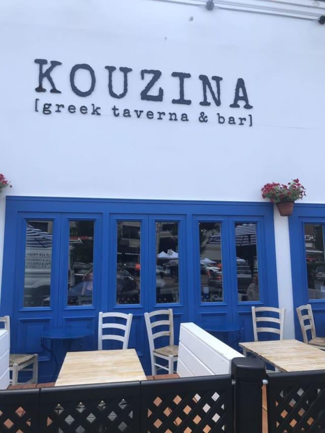 Kouzina Greek Taverna & Bar