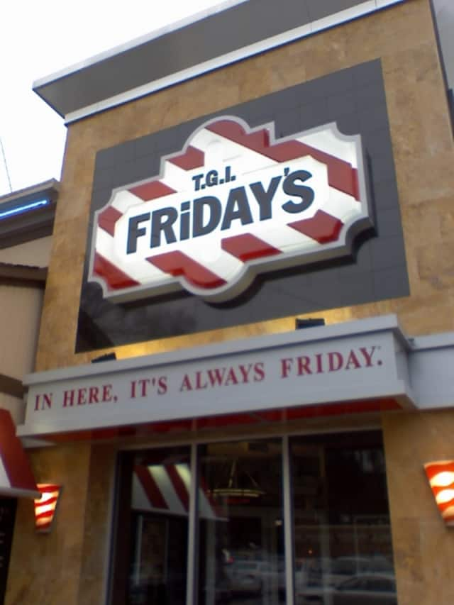 TGI Fridays in Wood-Ridge is partnering with the Rutherford Library on a fundraiser.