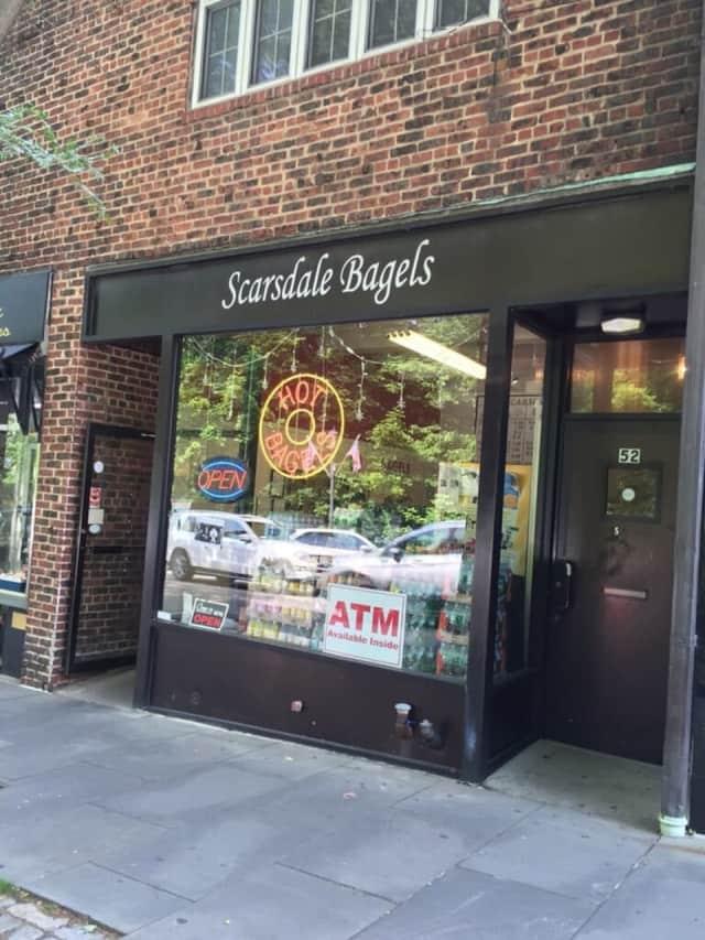 Scarsdale Bagels.