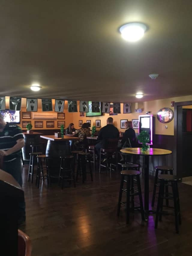 Obrien's is a local favorite for drinks in Danbury.