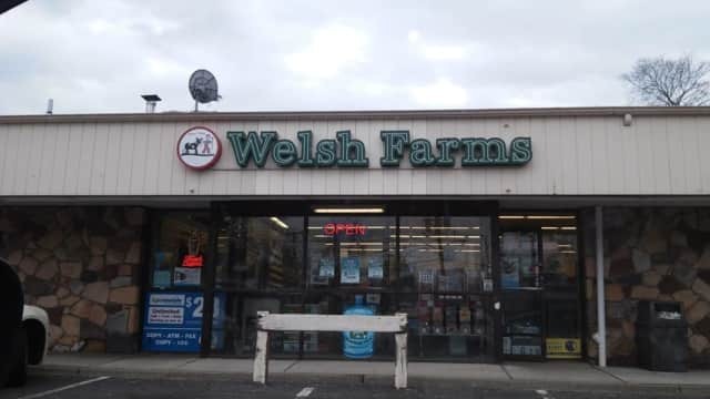 Welsh Farms in New Milford recently sold a winning lottery ticket.