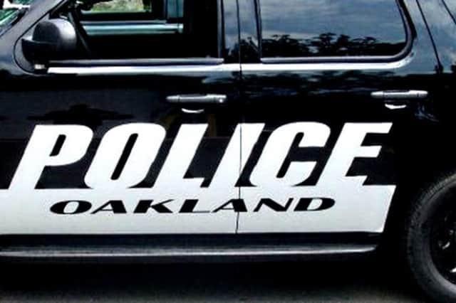 Oakland Police Dept.