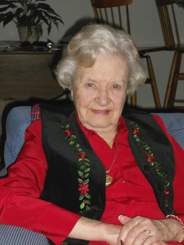 Muriel (Cissie) Wakeman