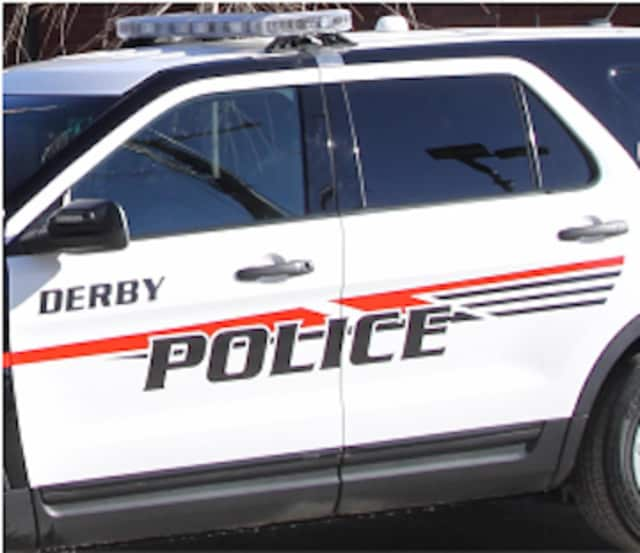 A 57-year-old Derby man was struck and killed by a car early this morning on Route 34.