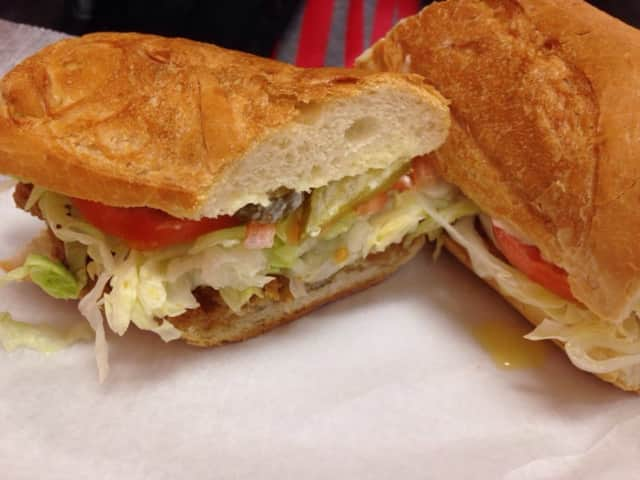 Off the Hook is a hot spot for eats in West Haverstraw.
