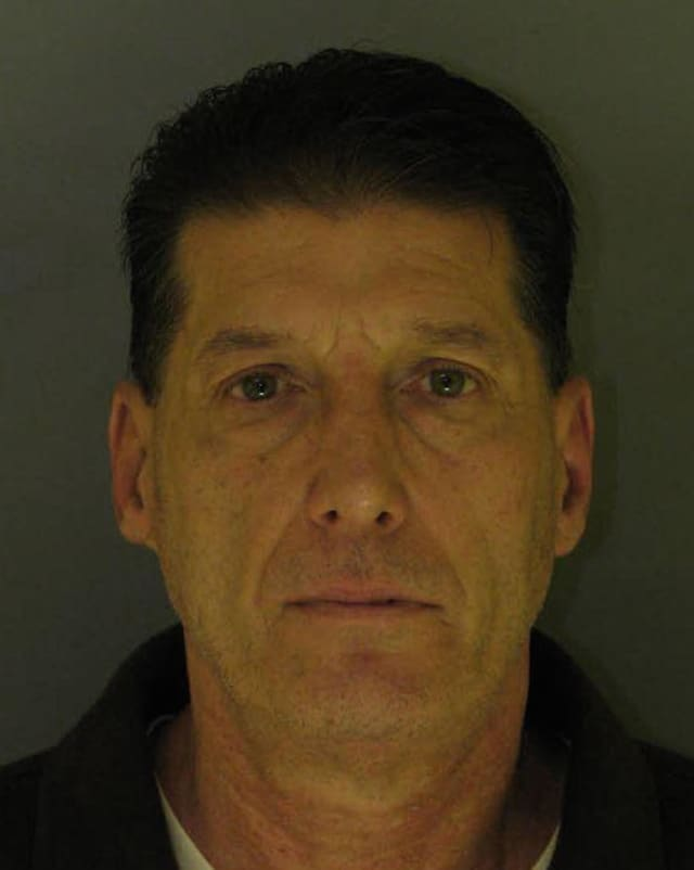 Convicted sex offender Louis Trama is shown in a photo taken Oct. 5, 2016.