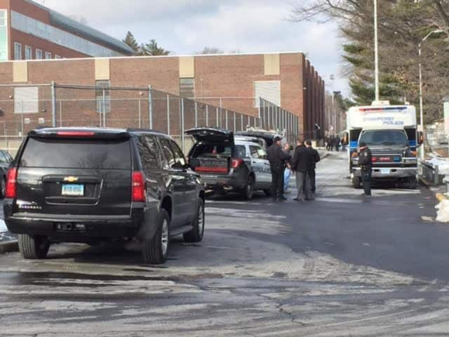 Stamford police arrested a 15-year-old student at Stamford High School following a threat.